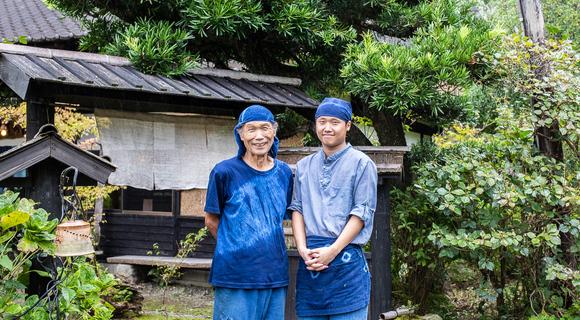 50万円で山を購入、ひとりで開墾して蕎麦店を作った男【景色と一緒に食べる蕎麦】