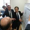弘前市藤代地区町会連合会の意見交換会に参加