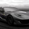 フェラーリ『812GTS』のコンフィギュレーターが公開!