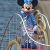 ポルトパラディーゾサイドハーバービューからのショーの眺め『クリスタルウィッシュジャーニー』編!! ~2016年9月 Disney旅行記【56】