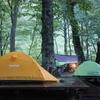 テントで安眠する方法について