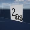 CubeWalk:ブロックの破壊と配置後にアイテムビューで更新結果が反映されている