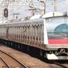 2021.02.06  【1編成のみのレア車両】京葉線209系500番台
