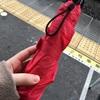 【今日の1枚】とっても軽い折りたたみ傘