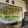 デルタマス 「Alam Sari アラムサリ」インドネシア料理が美味しく食べれる ジョコヴィも賞賛!?