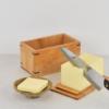 《木製バターケース 450g用》がクリーマ特集ページにピックアップ