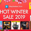 「HOT WINTER SALE 2019」スタート!PS4の200タイトル以上が対象で最大90%オフ