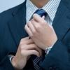ネクタイの結び方を人に教えるコツを掴んだ