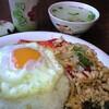 タイ南部料理の「タイカントリー」(新大久保)でガパオご飯