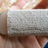 つちや織物所で見られる木綿たちと、藍染の木綿と