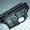 G&P ガスブロM4用 スカルフロッグ メタルフレーム