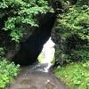 青森県のトトロの岩