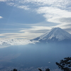 正月に一泊二日で登山に行ったときの記録
