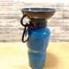 【ペットとのドライブに最適!】車内でのペットへの給水に最適な給水ボトルを購入してみました