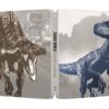 【セブンネット限定仕様】ジュラシック・ワールド/炎の王国 ブルーレイ+DVDセット スチールブック仕様