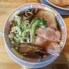 サバ6製麺所Plus 読谷店(中頭郡読谷村)サバ醤油そば 700円