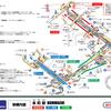 大阪メトロ 本町駅のエレベーター 駅から地上編