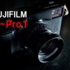 使って分かった FUJIFILM X-Pro1 はレンジファインダー機のオマージュだ!【作例など】