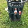 ゴミ箱のドリンクホルダーはなんのため、リサイクルのドイツ幻想