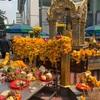 タイ最強のパワースポット、エラワン・プームで願い事が叶ったぞ!! #10