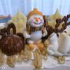 今年もクリスマスケーキはリリエンベルグ