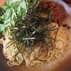 麺や天鳳東中野店@落合 冷し坦々つけ麺
