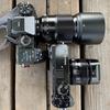 【FUJIFILM】XF90mm F2 R&XF35mm F1.4 R 単焦点スナップ