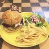 【京都岡崎】肉々しいダイナミックなハンバーガーがいただけるダイナー♡【平安神宮】