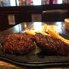 """BLA diner ヨドバシ梅田店で「黒毛和牛""""超粗挽き""""ハンバーグ& ブラックアンガス塊ハラミステーキ」を食べてきた"""