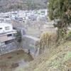 衣笠開キ町の砂防ダム内集落 記録写真 2013年12月