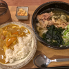 鶴見駅前の〈りっちゃん〉で、肉かすうどん。