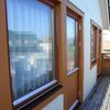 窓木枠かび取り塗装メンテ