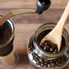 ハリオ手回しコーヒーミルの使い方(お手入れやその頻度なども)