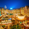【ドイツ】クリスマスマーケットの始まり 初ホットワイン