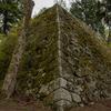 日本最強の城、高取城跡へ、関西低山登山におススメの場所