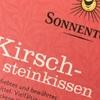 ドイツで一般的な湯たんぽ!?ホッカイロ!? Kirsch steinkissen(サクランボの種の枕)を買ってみた