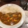 【グルメNo.5】 「カレーハウスcoco壱番屋」の野菜カレー