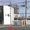 折尾駅からサンリブ折尾店への行き方