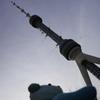 【タシケント】ぎょえー!ウズベキスタンに東京タワーより高いテレビ塔があっタワー!【375m】