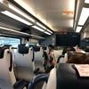 久しぶりのAMTRAKでニュージャージー州プリンストンからニューヨーク ペンステーションまで移動しました。