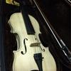 スズキのバイオリンキットをレッスンと合同練習に投入。