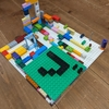 子供とLEGOで磁石迷路を作って遊ぶ