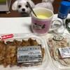 「カリッと揚げ餃子」と「ごま香るごぼうサラダ」!スーパーのお惣菜