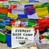 エベレストトレッキング8日目B ゴラクシェプ5150m→エベレストベースキャンプ5364m 一つの目標達成!