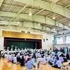 稲沢市で大規模な防災訓練が行なわれました。