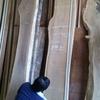 ケヤキのカウンター材、そして木の駅の社長との出会い