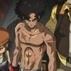 【感想】メガロボクス第4話、裸一貫!まさかの秘策!そしてギアTUEEEE!&サチオ有能!?