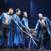ダンシング・ミュージカル「Les 3 Mousquetaires Le Spectacle」(1):フランス本家の「三銃士」ならではの説得力