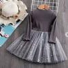 【新品】90サイズ ワンピース 女の子 子供服 ドレス 衣装