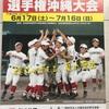 第99回全国高校野球選手権沖縄大会   決勝戦